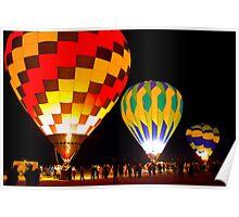 Mesilla Valley Balloon Rally Poster