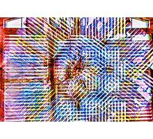 Coloroid Photographic Print