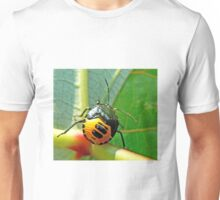 Rain Forest Insect. Unisex T-Shirt