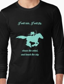 Chase the Wind Long Sleeve T-Shirt