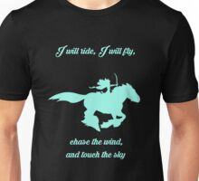 Chase the Wind Unisex T-Shirt