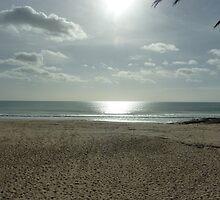 Praia da Luz by Meladana
