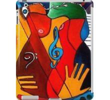 Feeling Music iPad Case/Skin