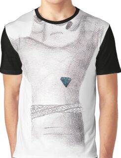 Diamond. Graphic T-Shirt