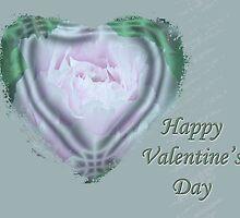 Valentine Pink Tree Peony by MotherNature