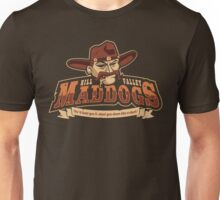Hill Valley Maddogs Unisex T-Shirt