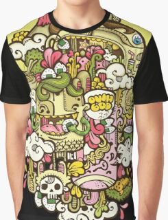 Midnight Hunger Graphic T-Shirt