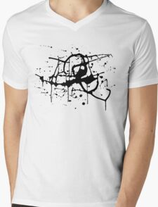 Splat splat Splat Mens V-Neck T-Shirt