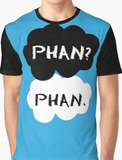 Phan - TFIOS Graphic T-Shirt