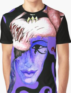Masks of the Faceless God Graphic T-Shirt