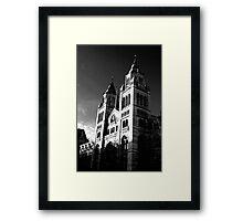 National History Museum  Framed Print