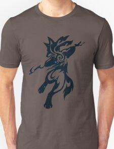 pokemon lucario space anime manga shirt T-Shirt