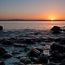 Dixons Beach Sunrise, Taroona,Tasmania #9 by Chris Cobern