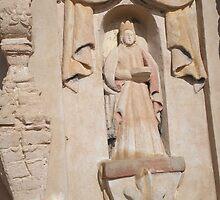 San Xavier del Bac Mission by AuntieBarbie