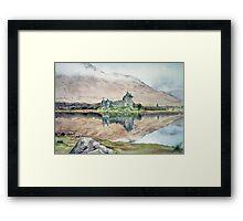 Kilchurn Castle Loch Awe Framed Print