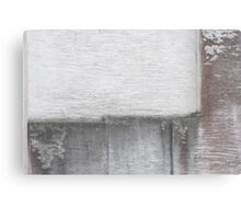 Abstract Minimalism Canvas Print