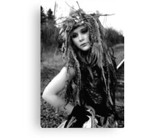 Series: Feral Nymphs- Nydarian 2 Canvas Print