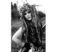Series: Feral Nymphs- Nydarian 2 Photographic Print