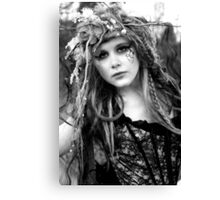Series: Feral Nymphs- Nydarian 3 Canvas Print