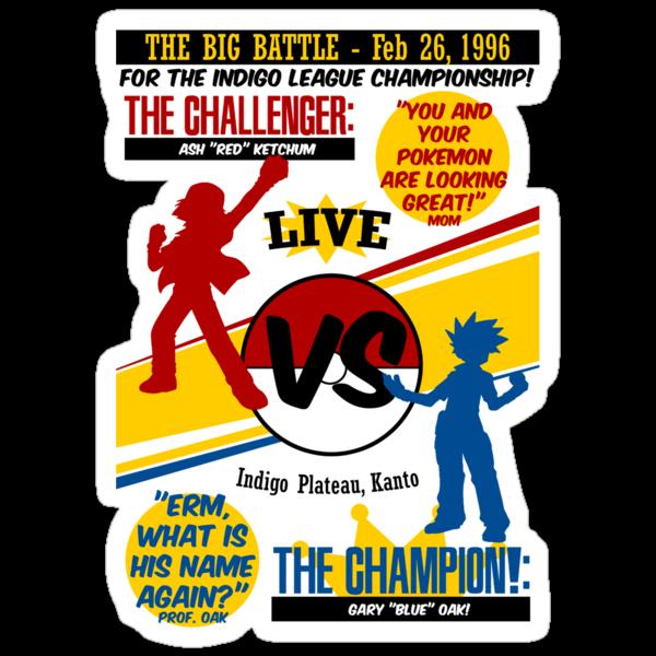 The Big Battle by Josh Clark