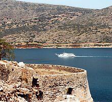 Looking Towards Crete by Fara