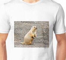 Grubby-nosed Priarie Dog Unisex T-Shirt