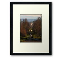 Ripon Cathedral from Studley Deer Park Framed Print