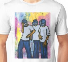 Let's STEP, My Brothas Unisex T-Shirt