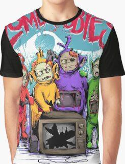 Zombotubbies Graphic T-Shirt