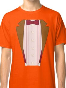 11th Doctor Outfit Classic T-Shirt