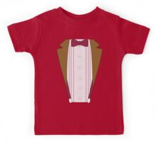 11th Doctor Outfit Kids Tee