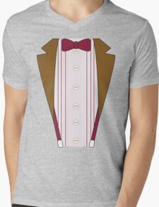 11th Doctor Outfit Mens V-Neck T-Shirt