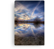 Frequent Nature Miles Canvas Print