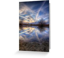 Frequent Nature Miles Greeting Card