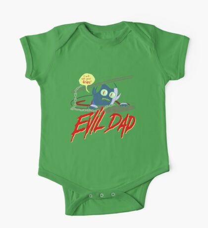 Evil Dad One Piece - Short Sleeve