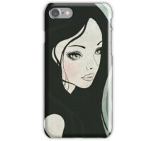 Underwater Melancholy iPhone Case/Skin