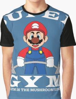 Super Gym Graphic T-Shirt