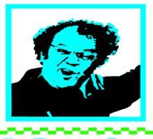 Dr. Steve Brule CHRISTMAS BRINGO UGLY SWEATER Sticker
