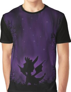 the brave dragon! Graphic T-Shirt
