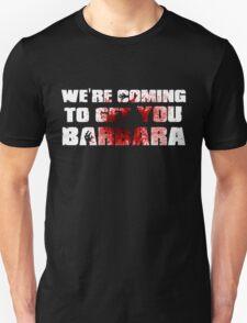 Zombie barbara T-Shirt