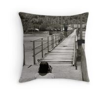 Kalle&Sanna Throw Pillow