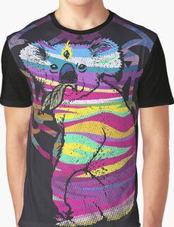 Enlightened Koala  Graphic T-Shirt
