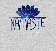 Galaxy Namaste Yoga Lotus Flower Tank Top
