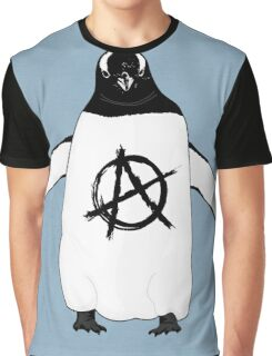 Anarchy in the Antarctic Graphic T-Shirt
