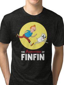 FINFIN Tri-blend T-Shirt