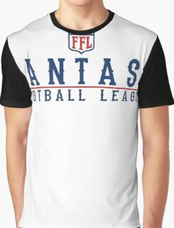 Fantasy Football Owner Graphic T-Shirt