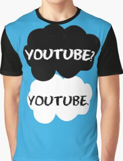 Youtube - TFIOS Graphic T-Shirt