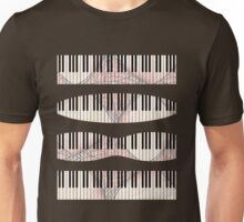 Piano - Keyboard - Musical Instruments Unisex T-Shirt