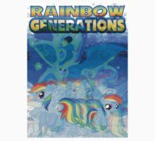 Rainbow Generations by primalmoron
