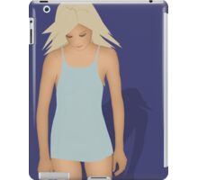 Blond Perfection iPad Case/Skin